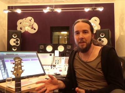 Joost van den Broek - Producer | Cyan Guitars
