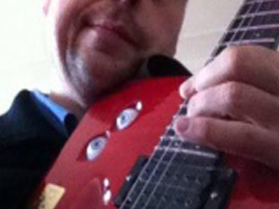 Ralf Goldkind - Producer | Cyan Guitars