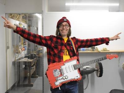 Rick McPhail - Tocotronic | Cyan Guitars