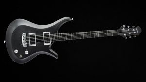 Ultimate - Silver Burst - rock & metal guitar - front view