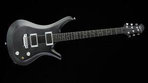 Ultimate - Silver Burst - rock & metal guitar - front view
