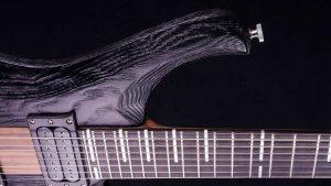"V7 - 27,6"" - Blackburst - fretboard"