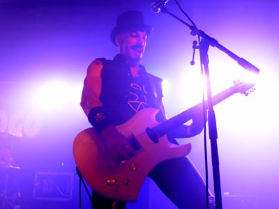Von Marengo - Hell Boulevard | Custom Gitarre