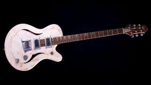 "Breed - 29"" Baritone guitar - Living Colour - frontside"