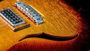 Breed - Golden Age - modern oldschool guitar - finish