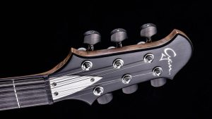 Breed - Players White - headstock