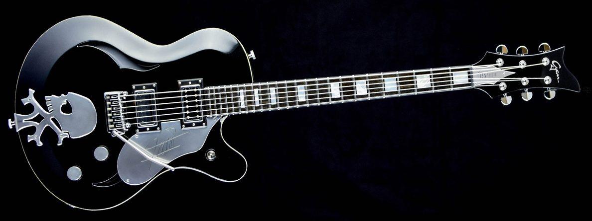Farin Urlaub Signature Guitar | Cyan Custom Guitars