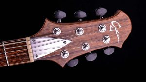 Hellcaster - Players White - headstock