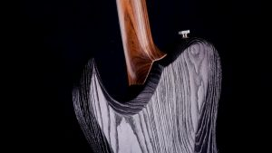 Hellcaster - Blackburst - glued in neck