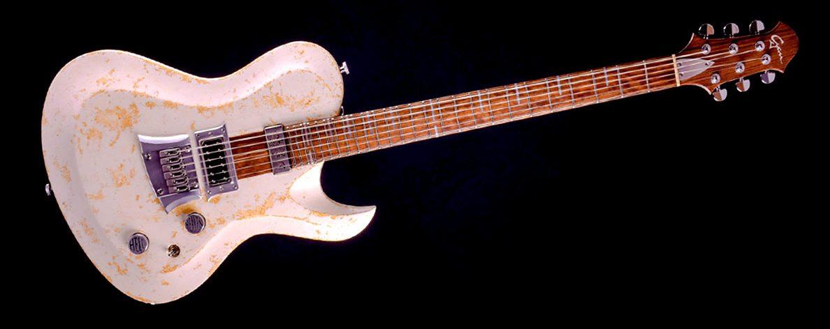 "Hellcaster 29"" Baritone guitar - Living Colour"