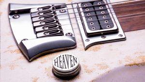 "Hellcaster 29"" Baritone guitar - Living Colour - bridge"