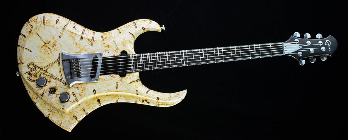 Zodiac - Lucifer - solid body guitar - Custom Guitar