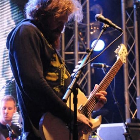 Brent Hinds - Mastodon | Gitarrenbauer Thomas Harm