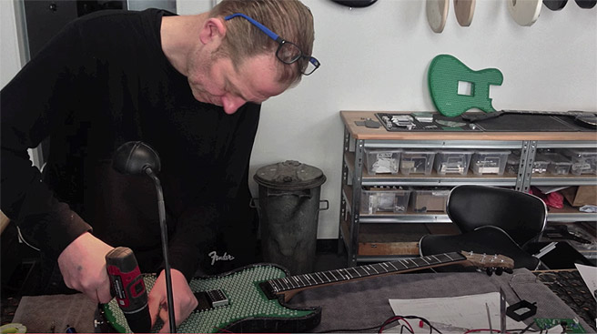Empyrean - Gitarrenbauer Thomas Harm