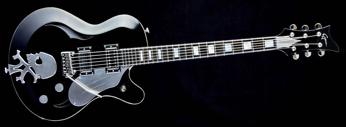 FU Signature guitar | Cyan Guitars