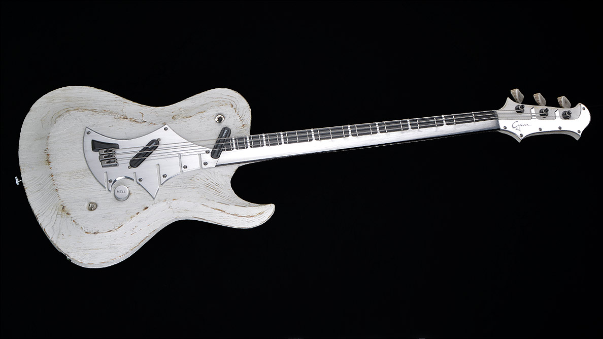 Hellcaster - Baritone - Faust - Customized Guitar Gallery