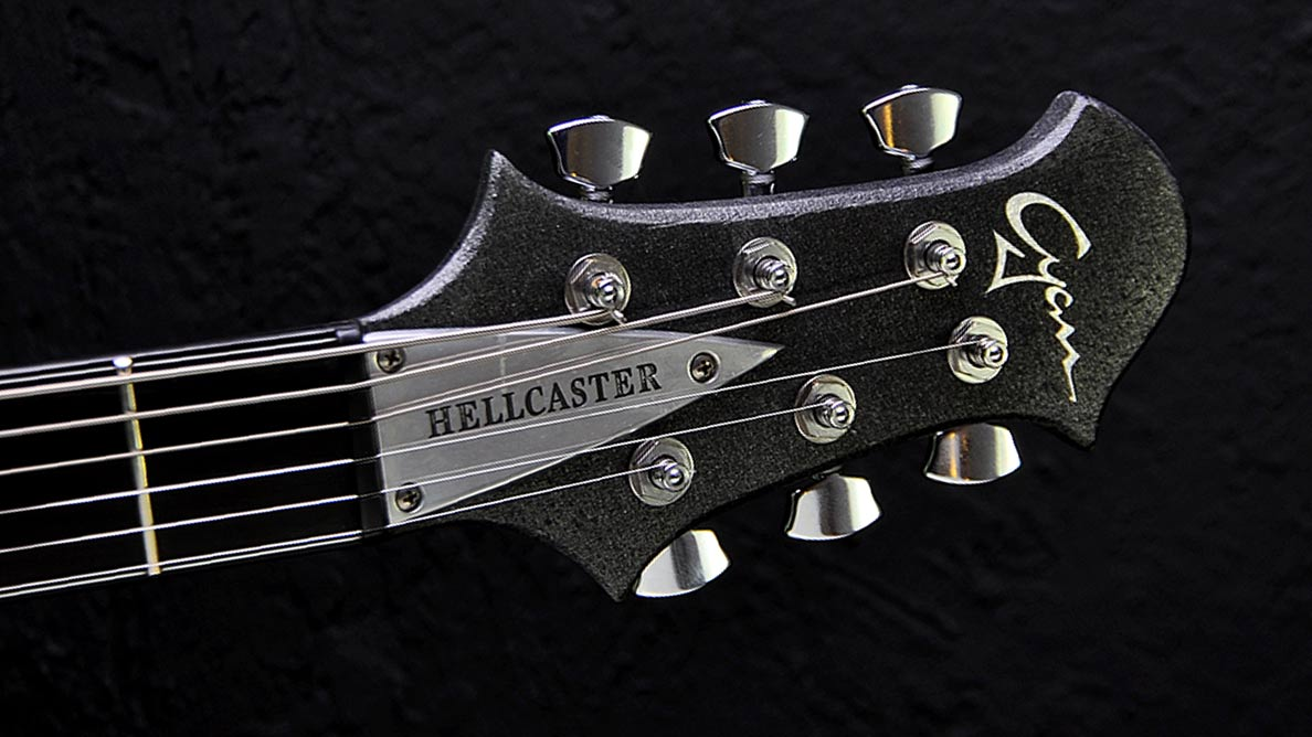 Hellcaster - Baritone - Lordcaster - Customized Guitar Gallery
