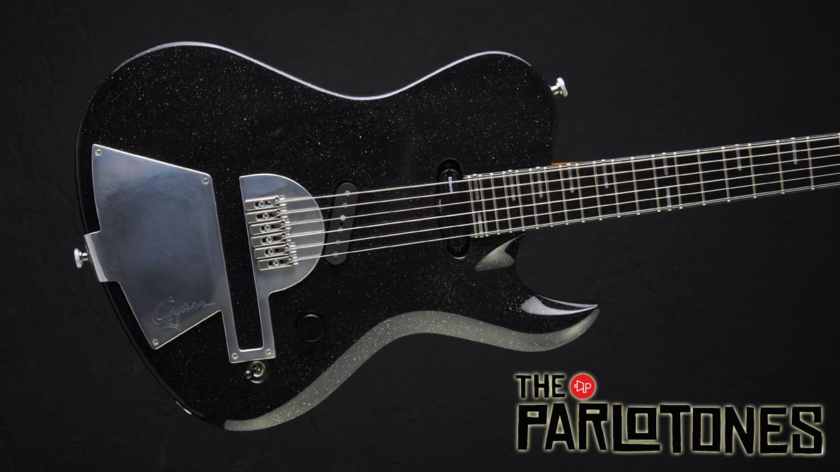 Hellcaster Parloguitar - Customized Guitar Gallery