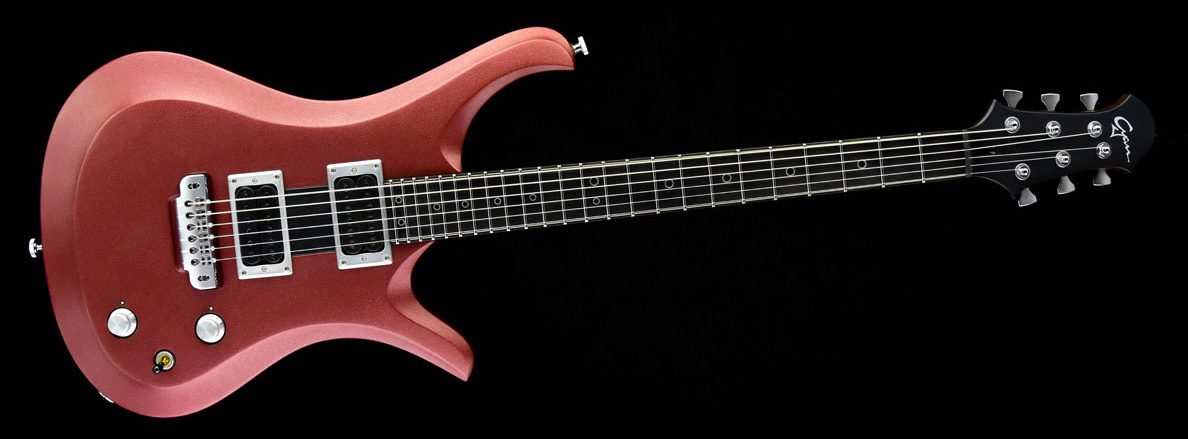 Ultimate - Red Cherry | Cyan Guitars
