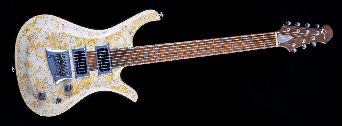"V7 - 29"" Baritone - Living Colour 