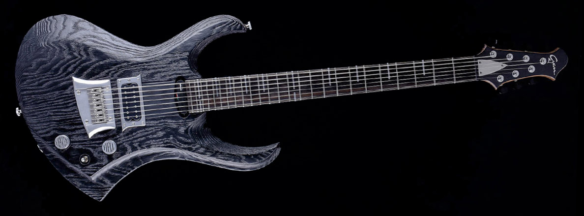 Zodiac - 7 String | Cyan Guitars