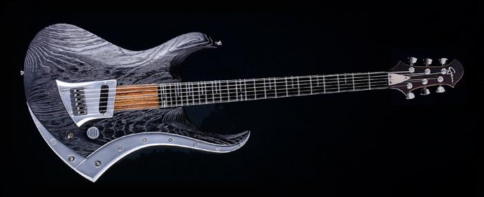"Zodiac Excalibur - 29"" Baritone | Cyan Guitars"