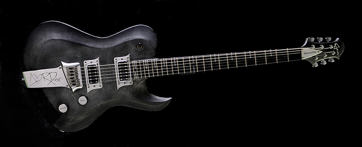 Hellcaster - Baritone - Lordcaster - Chris Harms