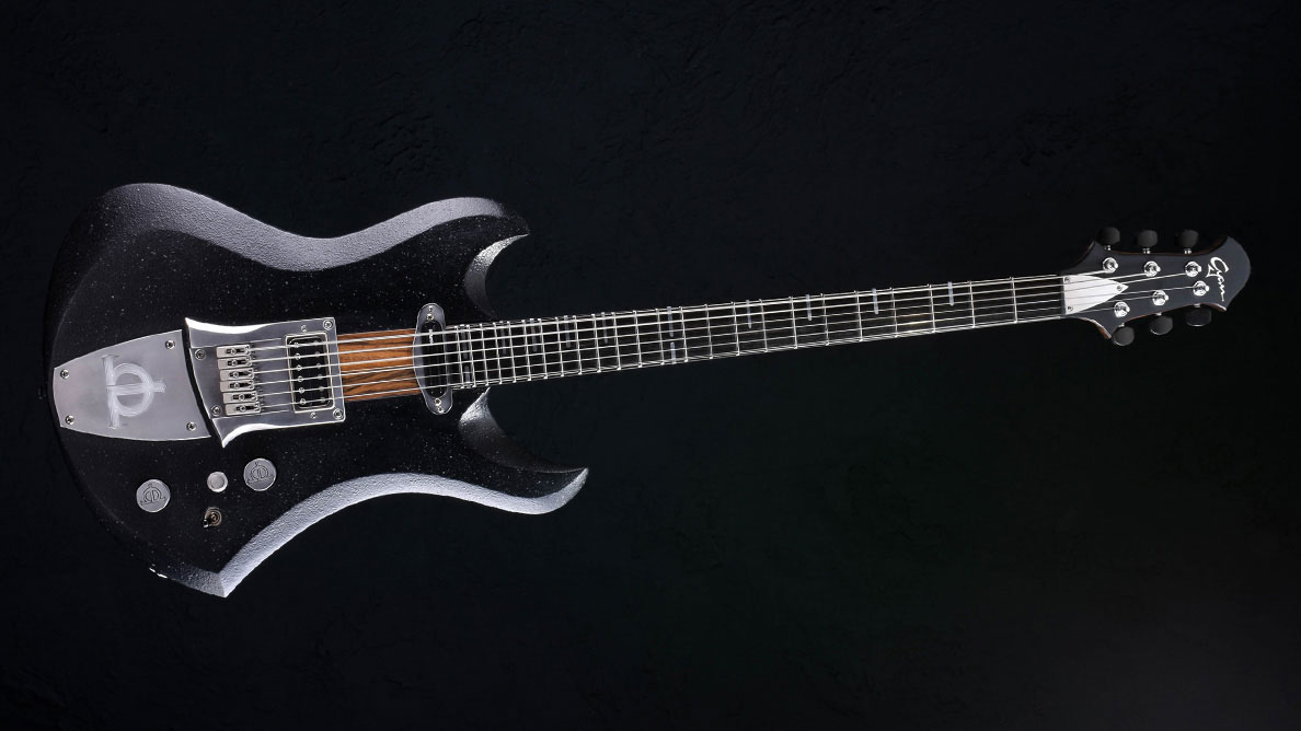 Omega - Pi - Lord of the Lost - Customized Guitar Gallery