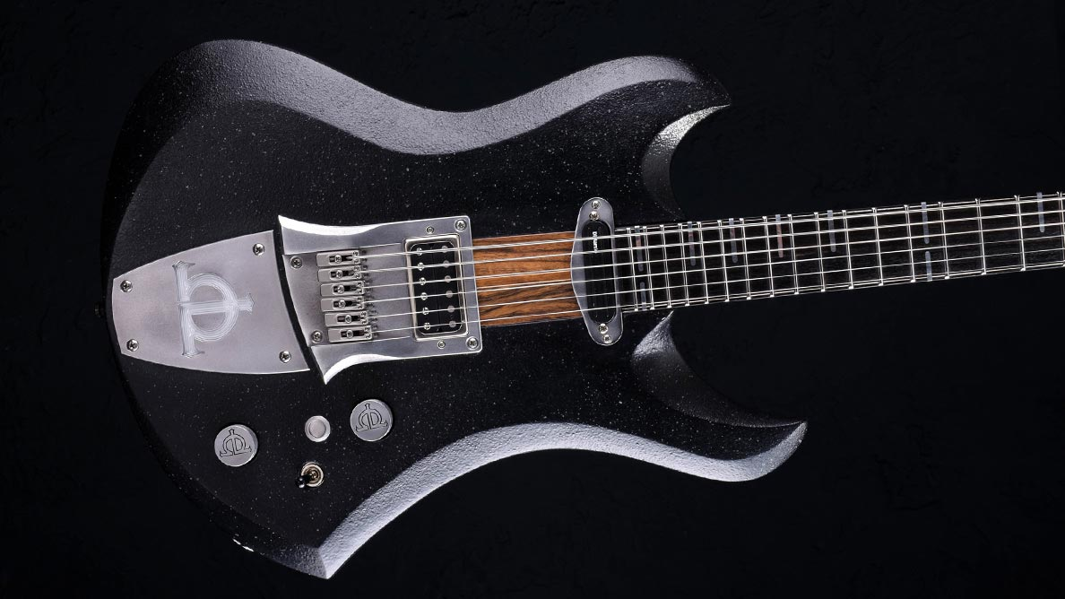Omega - Pi - Lord of the Lost - Customized Guitar Gallery - Body