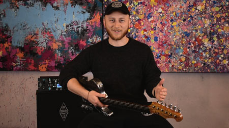 Jakob Schulze - Das Mojo der Versatile