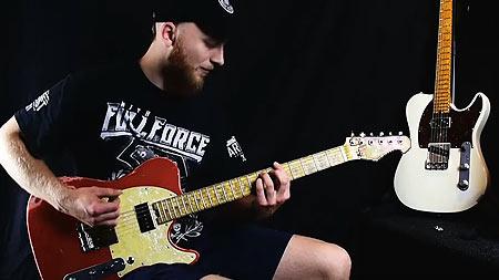 Gitarrensounds Jakob Schulze - Versatile Orange Drop