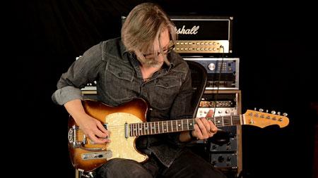 Versatile Golden Bee - Guitar sound presented by Bassel Hallak (Producer) 2
