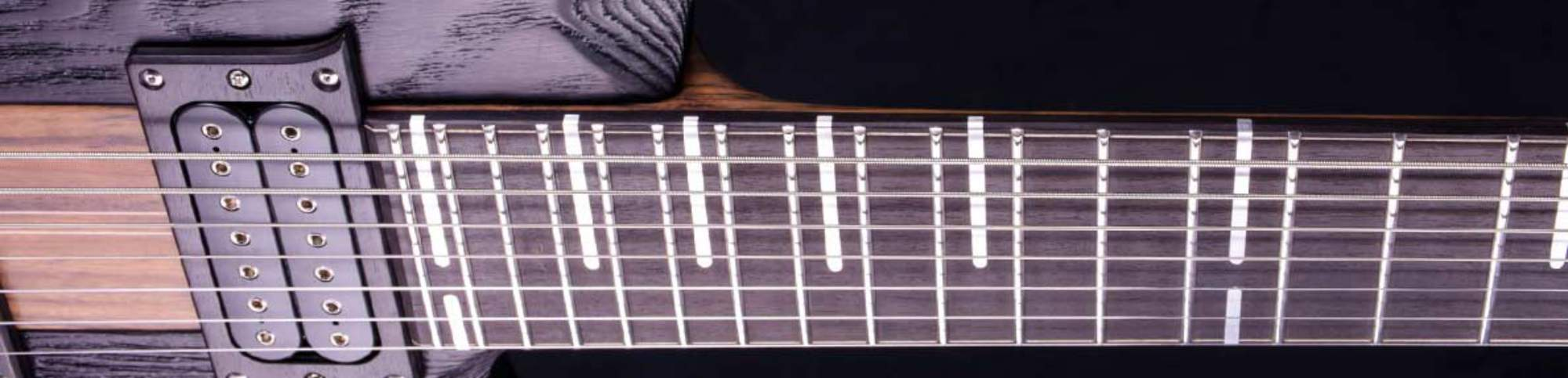 7-String Gitarre | Cyan Custom Guitars