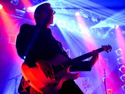 Bassel Hallak | Cyan Guitars