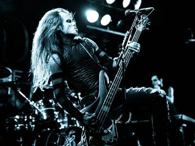 Claas Grenayde - Lord Of The Lost | Cyan Guitars|