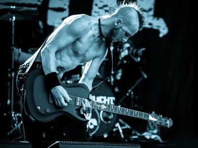 Daniel Declerq - Unzucht | Custom Gitarre