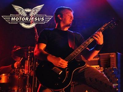 Guido Reuss - Motorjesus | cyanguitars.com
