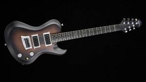 "Hellcaster 7 - 27,6"" 7-String Gitarre - Copperfade"