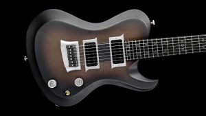 "Hellcaster 7 - 27,6"" 7-String Gitarre - Copperfade - Body"