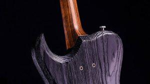 Hellcaster - Blackburst - Hals geschraubt