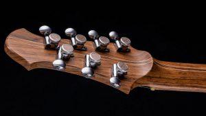"V7 - 29"" Bariton Gitarre - Living Colour - Mechaniken"