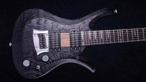 "V7 - 27,6"" 7-String Bariton Gitarren - Blackburst - Body"