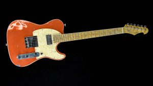 Versatile - T-Style Gitarre - Orange Drop