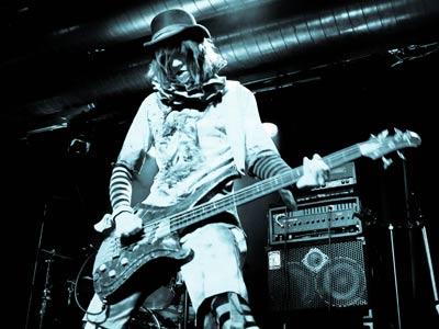 Yannick Zinkov - Circus Of Fools | Custom Gitarre