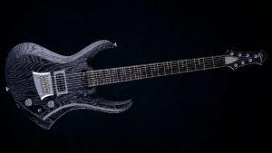 """Zodiac 7 - 30,8"""" 7-String Bariton Gitarre - Blackburst (ext. range) - Frontansicht"""