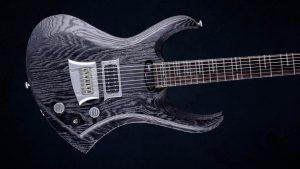 "Zodiac 7 - 30,8"" 7-String Bariton Gitarre - Blackburst (ext. range) - Body"