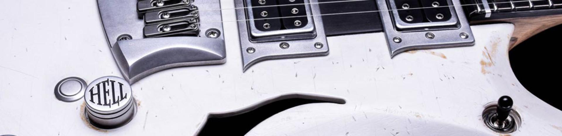 The Breed - Die moderne Oldschool Gitarre - Custom Guitar