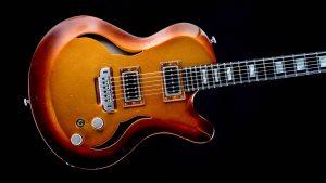 Breed - Golden Age - Custom Gitarre - Body
