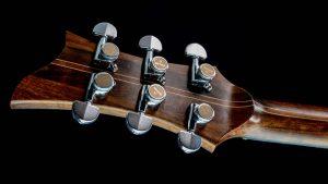 Breed - Golden Age - Custom Gitarre - Mechaniken