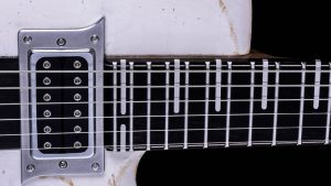 Breed - Custom Guitar - Griffbrett